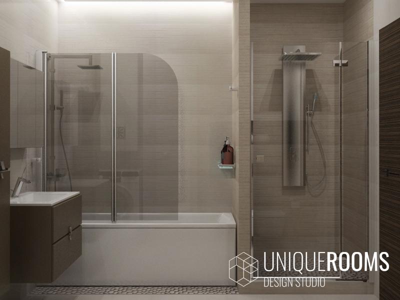 Дизайн квартиры 100 кв.м.